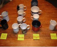 Mugs Organized
